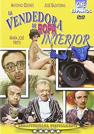 La Vendedora De Ropa Interior [DVD]