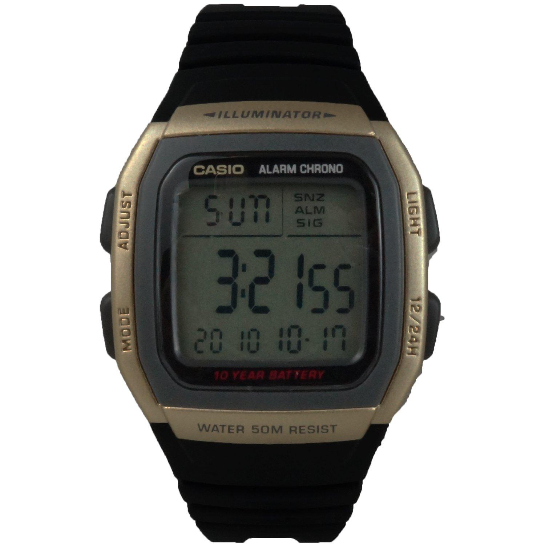 Casio W-96H-9A - Reloj de Pulsera Hombre