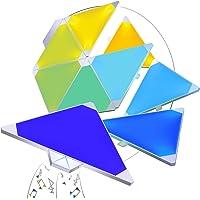 Nanoleaf NL28-2005TW-9PK Rhythm Smarter Kit, 9 Pieces, Assorted