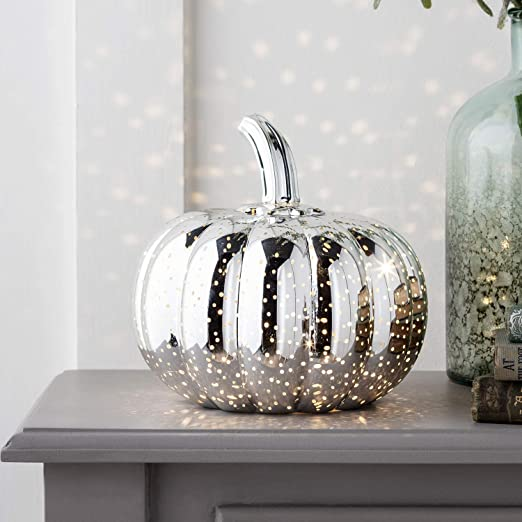 Calabaza de Halloween Decorativa con LED a Pilas Lights4fun