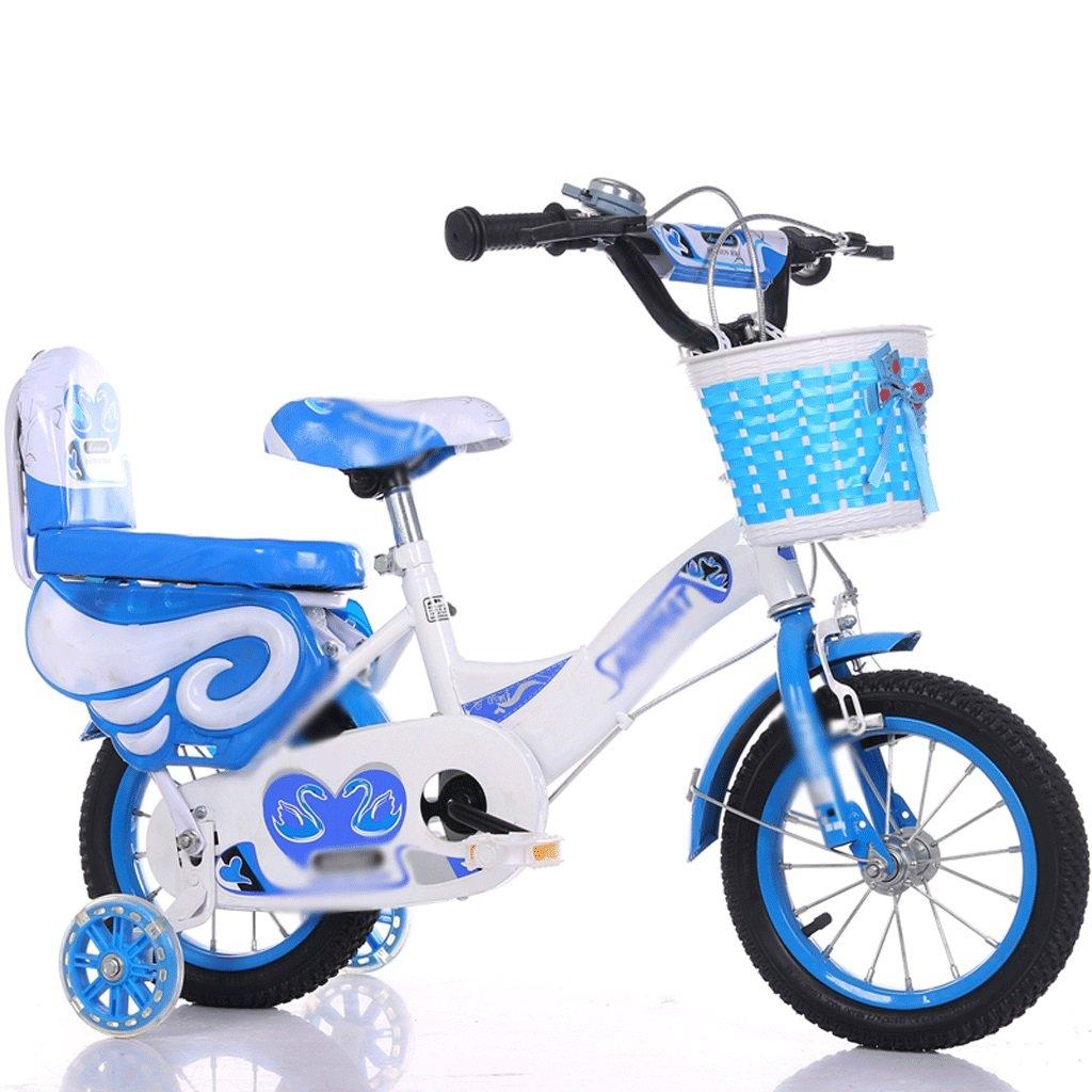 自転車 子供用自転車3-6-9歳の男の子と女の子12インチ14インチ16インチ18インチ (サイズ さいず : 18 inch) B07DZVNQR2 18 inch 18 inch