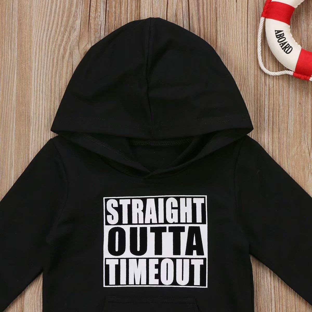 Geagodelia Kid Infant Twin Baby Boy Girl Sweatshirt Long Sleeve Hooded Jumper Hoodie Autumn Cotton Clothes 0-5Y