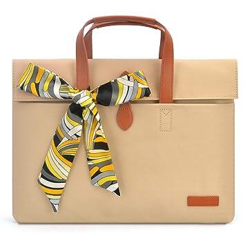 f22e624626 Youpeck Mode Femme Sac à main sacoche pour ordinateur portable Business  Office Sac fourre-tout