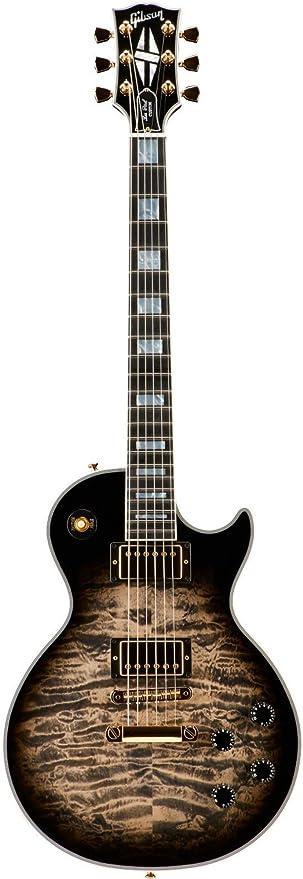 Personalizada de Gibson Les Paul Custom 3 un edredón superior con ...