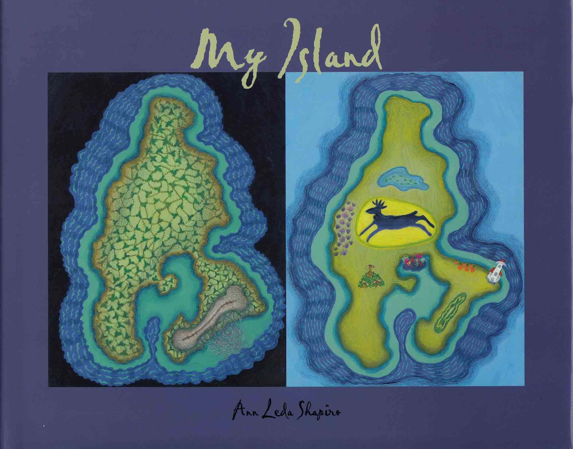 My Island, Ann Leda Shapiro