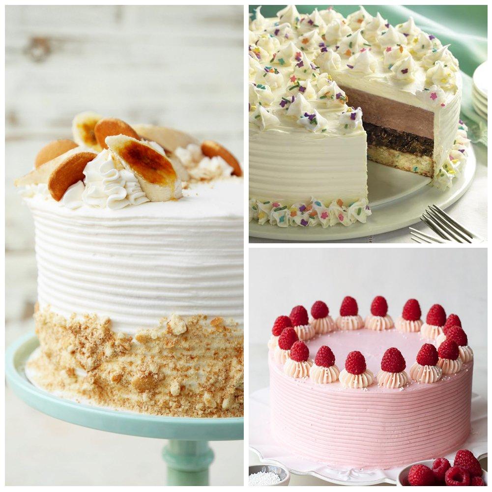 Kootek Aluminium Alloy Revolving Cake Stand 12 Inch Cake ...
