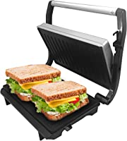 RCA parrilla sandwichera parrilla panini