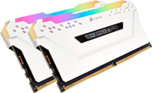 CORSAIR Vengeance RGB PRO Light Enhancement Kit (Memory not Included) – White