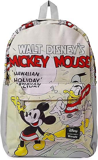 Loungefly Disney Mickey Hawaiian Holiday Nylon Backpack