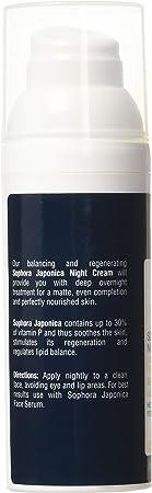 Natura Siberica, Crema nocturna facial - 50 ml.