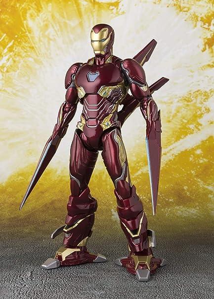 580 Koleksi Gambar Iron Man Mk 50 HD Terbaik