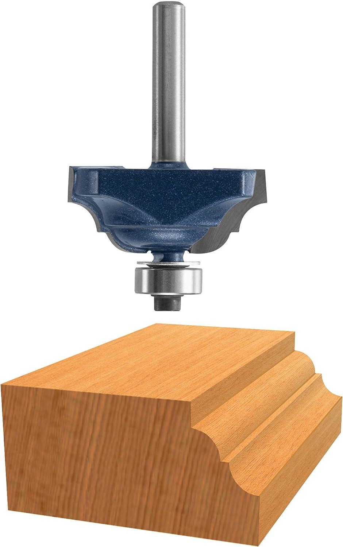 Bosch 85579M 1-1//4 In Carbide Tipped Classical Bit x 1//2 In