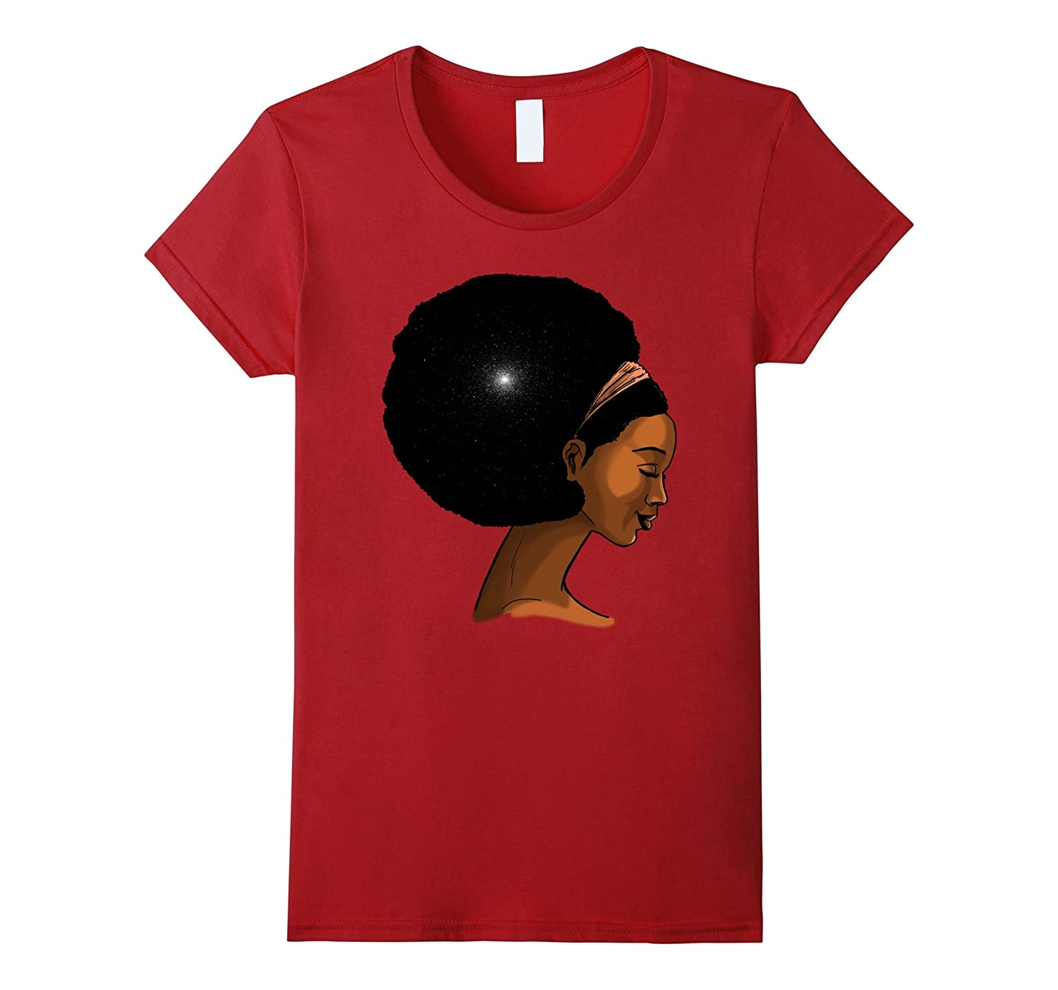 Black Girl Magic Universe T-Shirt