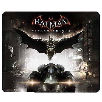 Dc Comics Batman Mausmatte Mousepad Arkham Knight Gotham In