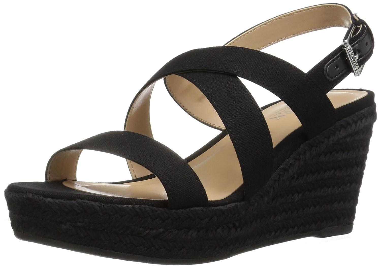 Lauren Ralph Lauren Women's Katerina Sandal B01KZJG7K2 10 B Medium US Black