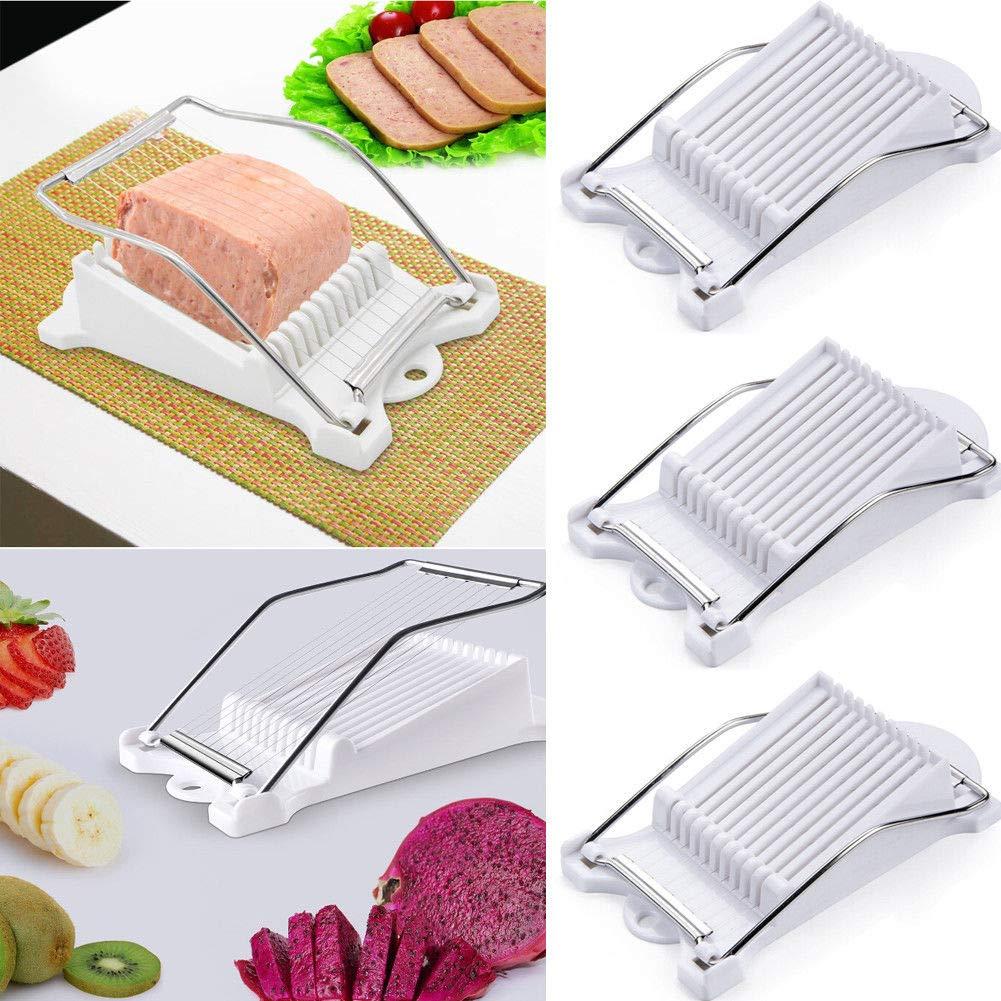 Aluminum Butter Slice Bowl Kitchen Tool Cut Wire Slicer Parts Kitchen Gadget Vegetable Fruits Shredders