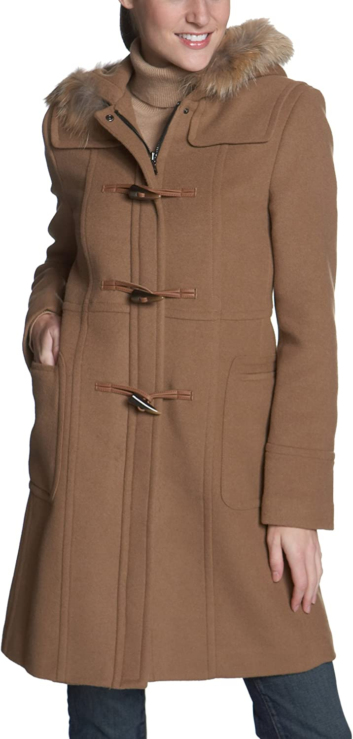 Marc New York Women's Coat Super beauty Branded goods product restock quality top Toggle Breasted Single