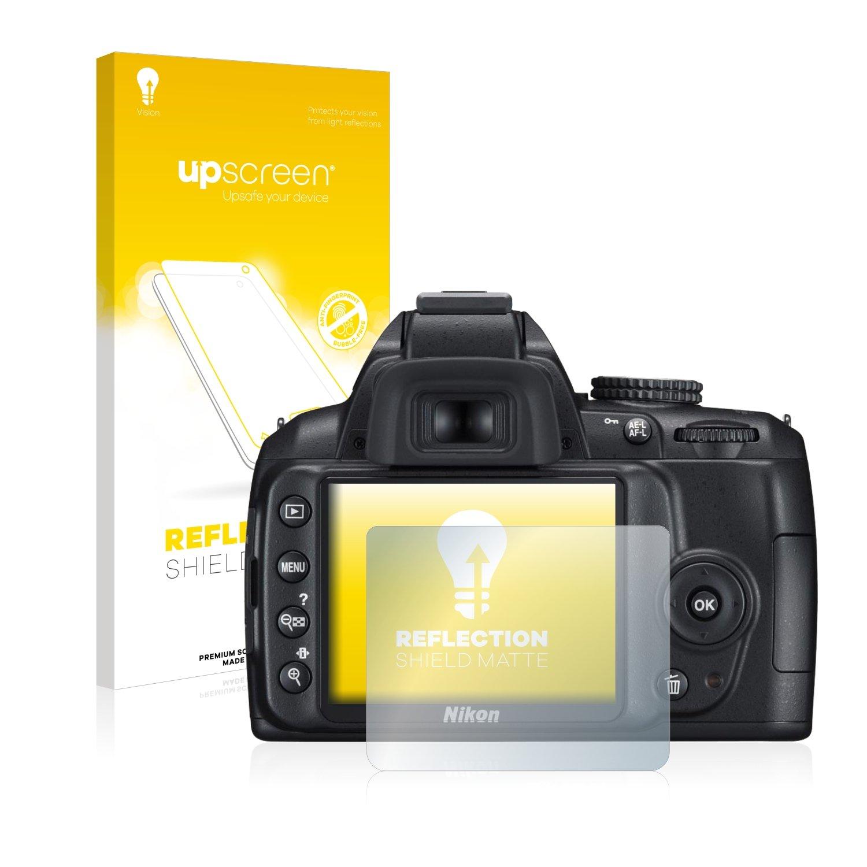 upscreen Protector Pantalla Mate Compatible con Nikon D3000 ...