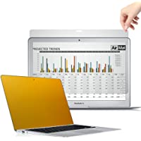 AirMat MacBook Air 11 inch Gold Privacy Screen Filter for Model A1465 / A1370 - Premium Anti Glare Protector