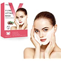 V Line Face Mask Neck Mask Chin Up Patch Face Lift Double Chin Reducer V-Line Face Lifting Brand Contour Tightening…