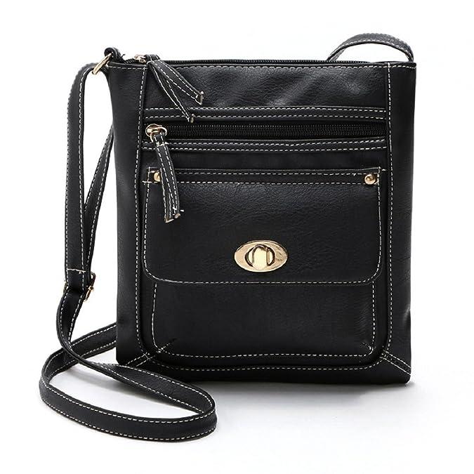 c9a988c8cec0 Amazon.com: Egmy® 2016 New Women Handbag Leather Shoulder Bag ...