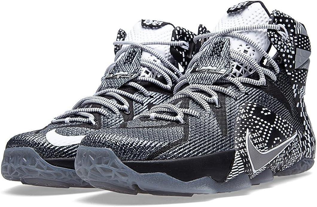 Amazon.com   Nike Lebron XII (12) BHM