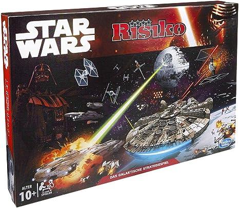 Hasbro - Risk Edición Star Wars (versión en alemán): Amazon.es ...