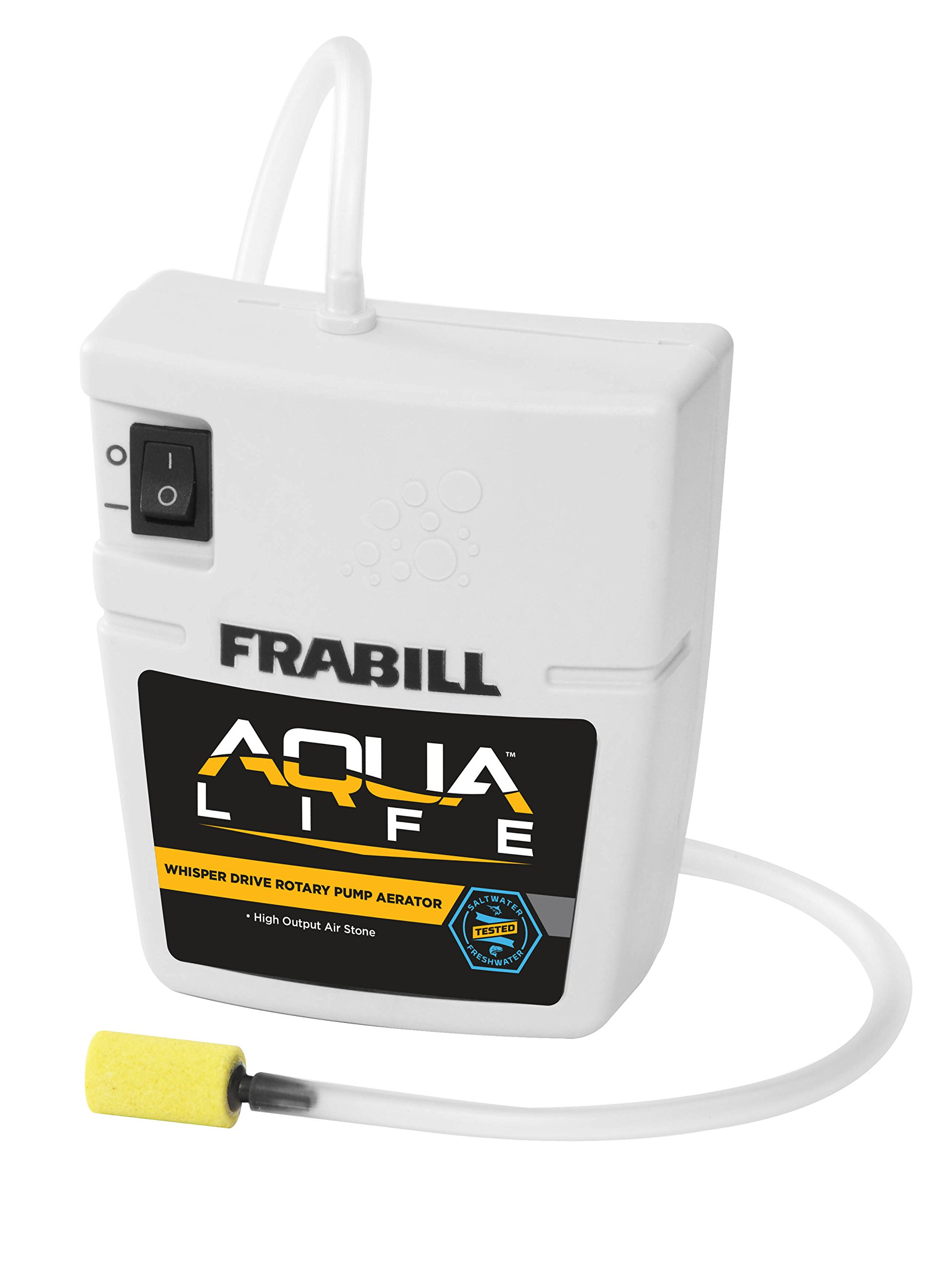 3114331 Frabill Quiet Portable Aeration System by Frabill