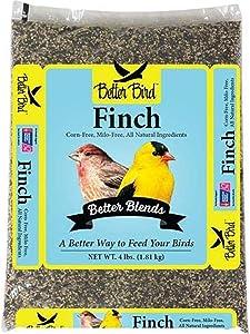 Better Bird Finch Food, 4 Lb