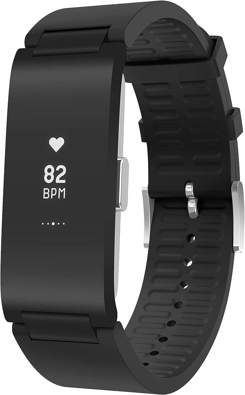 Withings Pulse HR, Bracelet Connecté d'Activité et Suivi du Rythme Cardiaque Mixte...