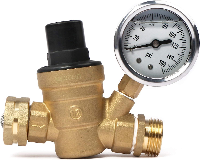 The 12 Best Rv Water Pressure Regulators To Buy In 2020 Rv Talk
