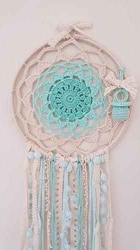 Atrapasueños a crochet con chupete: Amazon.es: Handmade