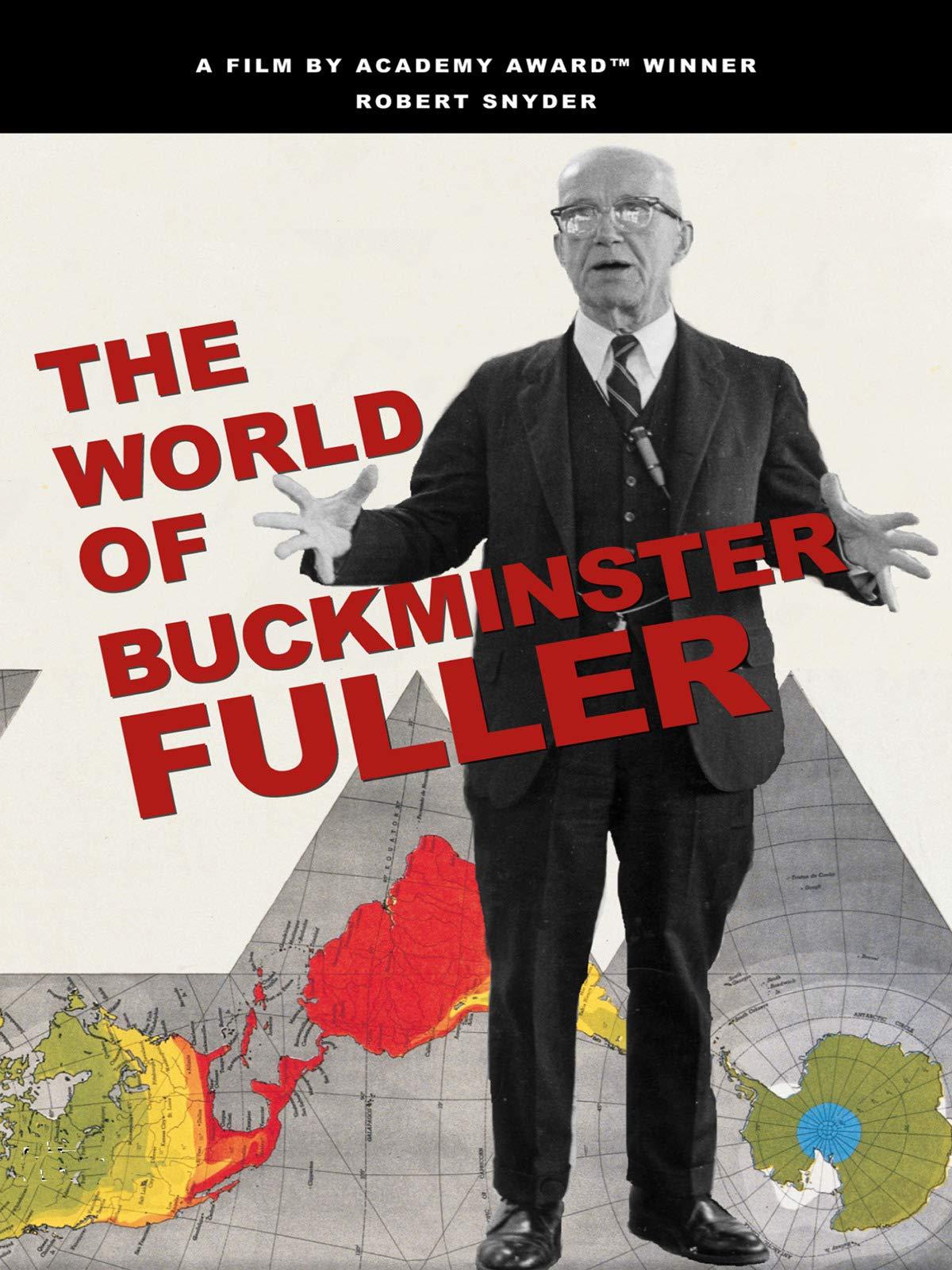 The World of Buckminster Fuller on Amazon Prime Video UK