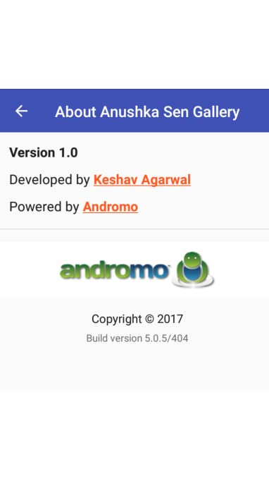Amazon com: Anushka Sen Gallery: Appstore for Android