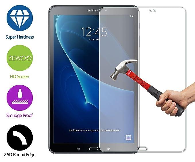 5 opinioni per Per Samsung Galaxy Tab A 10.1 (2016) (10,1 Pollici) Pellicola Protettiva ZeWoo®