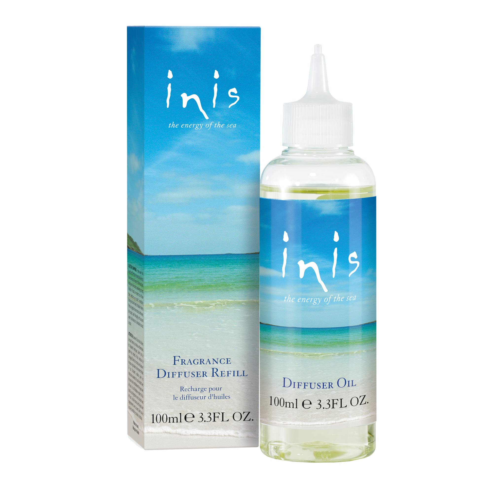 Inis the Energy of the Sea Diffuser Refill, 3.3 Fluid Ounce