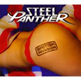 Steel Panther - British Invasion [2 DVDs]