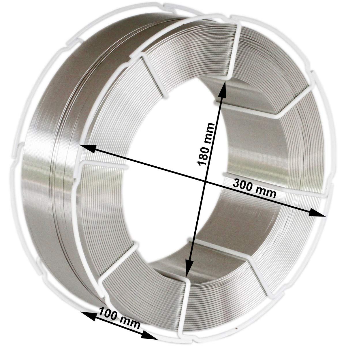 Aluminium Schweissdraht MIG, ML-5356, B-300, 7 kg (0,8) MIGAL.CO GmbH
