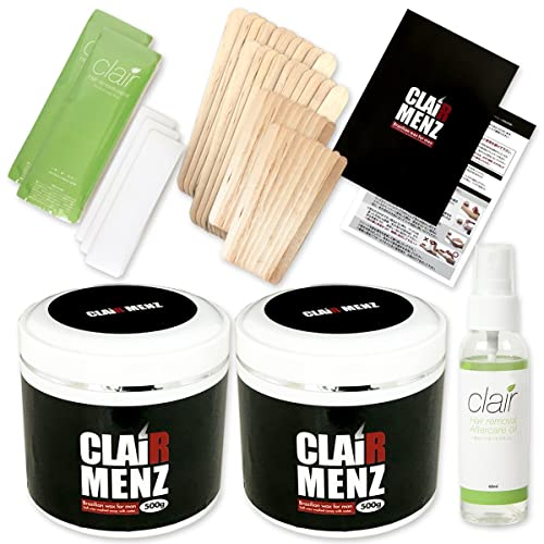 clair Menz wax スターターキット