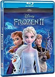 BR - Frozen II (Portada puede variar) [Blu-ray]