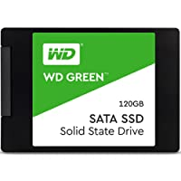 "Western Digital WD Green 120 GB Serial ATA III 2.5"" - Disco Duro sólido (120 GB, 2.5"", Serial ATA III, 540 MB/s, 6 Gbit/s)"