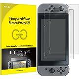 JETech Protector de Pantalla para Nintendo Switch 2017, Vidrio Templado, 2 Unidades