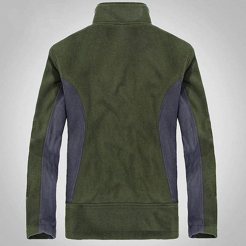 Autumn Fleece Mens Jackets And Coats Warm Windbreaker veste homme Plus Size M-4XL Soft Jacket Men at Amazon Mens Clothing store: