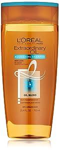 L'Oréal Paris Hair Expert Extraordinary Oil Shampoo, 25.4 fl. oz. (Packaging May Vary)
