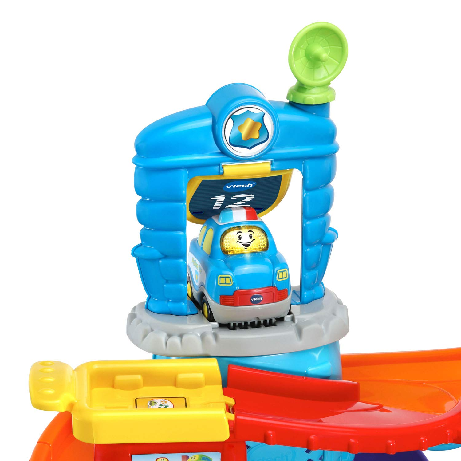 VTech Go! Go! Smart Wheels Launch and Chase Police Tower by VTech (Image #7)