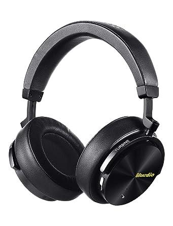 Bluedio T5 Cuffie Bluetooth Circumaurali con Cancellazione Attiva del Rumore 03c792e26b53