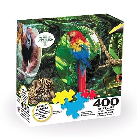 Amazon.com: Encyclopaedia Britannica - Majestic Jigsaw Puzzles ...