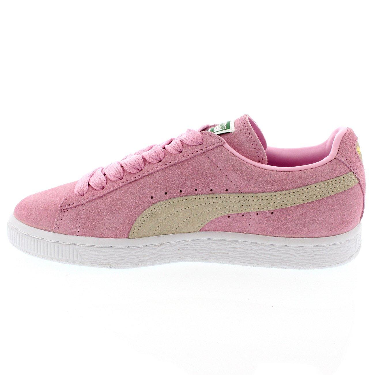 Puma Damen Wildleder Classic SL Schnüren Niedrig Top Schuhe