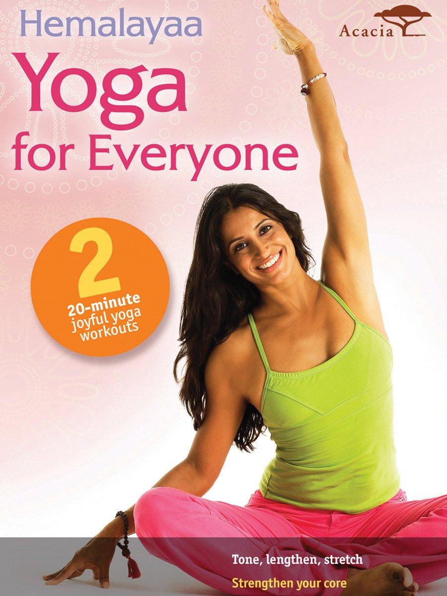 Amazon.com: Hemalayaa: Yoga for Everyone: James Wvinner ...