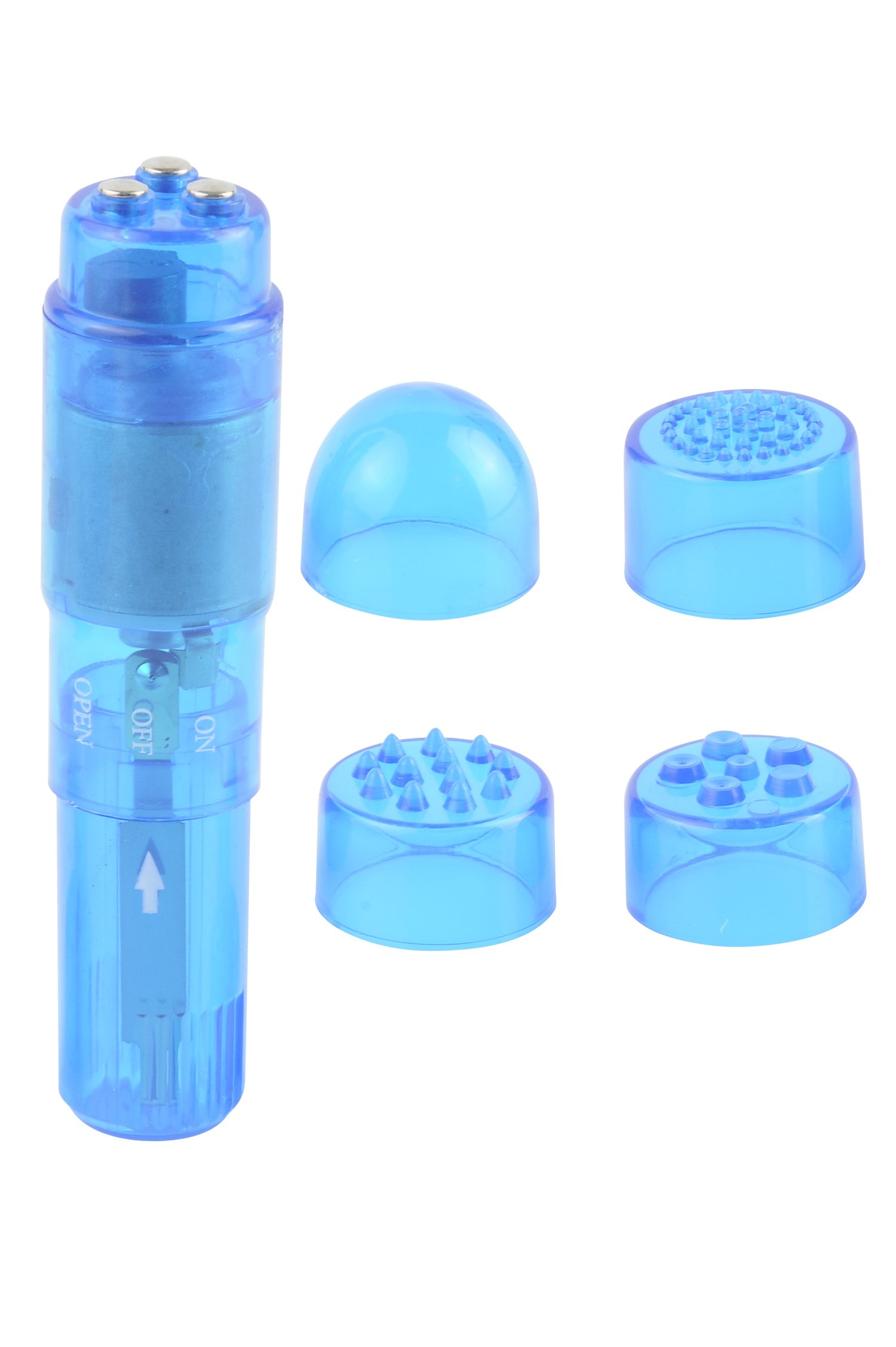Waterproof Mini Mite Blue